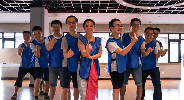Ubuntu Kylin Team Building Activity Held Successfully in Changsha!
