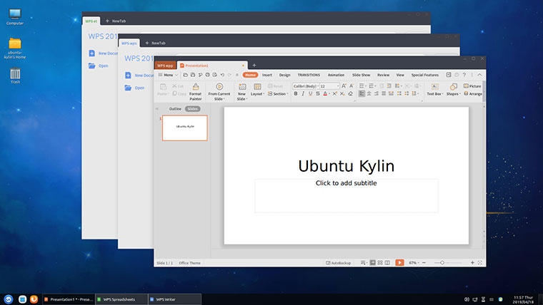 Ubuntu Kylin 19.04 Final Now Available for Download!