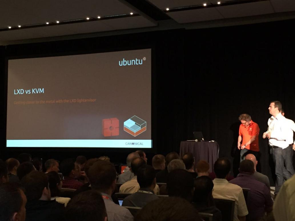 "KylinCloud团队参加""OpenStack Summit May 2015 """